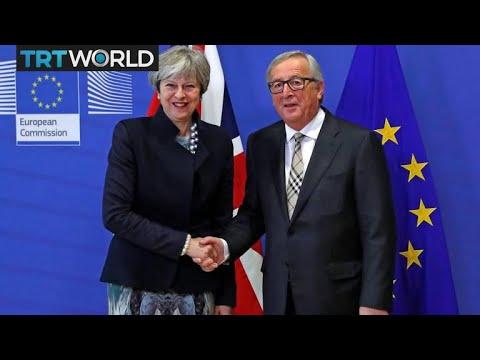 Money Talks: 2018 Brexit negotiations crucial for UK economy