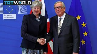 Money Talks: 2018 Brexit negotiations crucial for UK economy