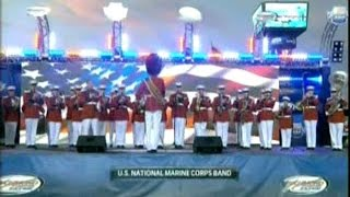 The Star Spangled Banner US National Marine Corps Band 09-10-2016