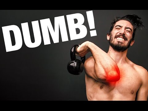The DUMBEST Exercise Ever (KB OR NOT!)