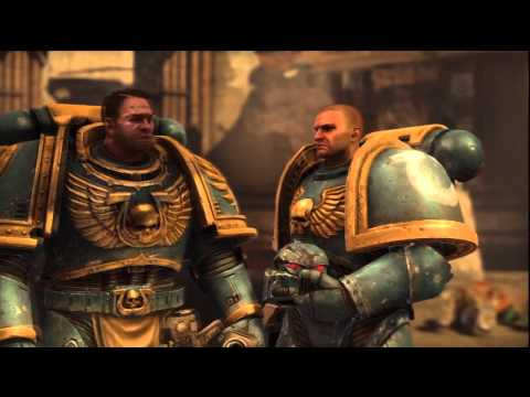 Warhammer 40,000: Space Marine - Part 1: This is a Knife (PS3) (Live Commentary) (HD)