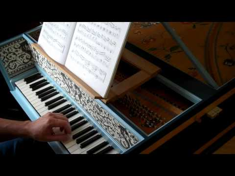 D. Scarlatti: Sonata K.69 - Barry Lloyd, Cembalo