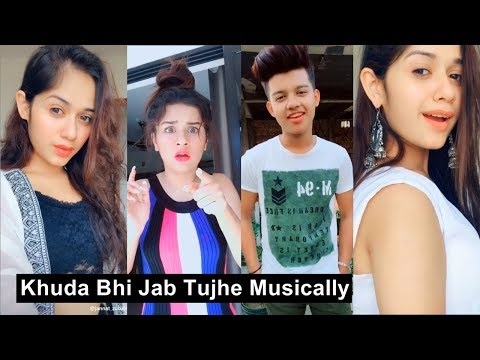 Aasman Ko Fir Zameen Se Itni Mohobaat Ho Musically | Riyaz, Avneet Kaur, Jannat Zubair