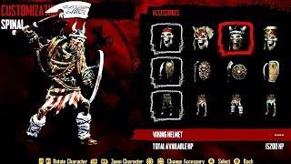 Killer Instinct (Xbox One) - Spinal аксессуары(Важная Информация... Помогайте продвигать видео в массы не забывайте ставить
