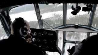 Полет Ми-8 Сургут