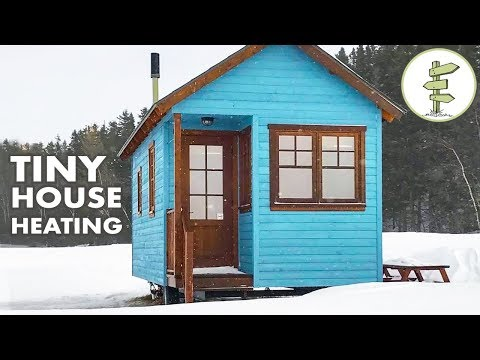 Top 5 Tiny House Heating Options for Winter Living - Off Gri