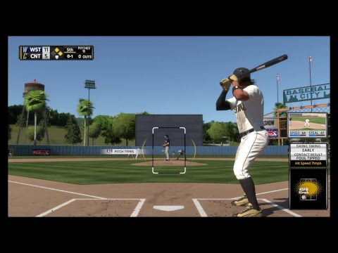 ***Bowman Scout Day/Prospect Games /Draft*** MLB The Show 18: RTTS Center  Fielder