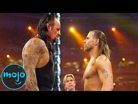 Top 10 Greatest Undertaker Matches