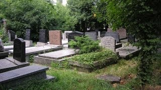 Могила вампира в Закарпатье