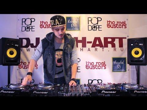 DJ Rich-Art - Video Megamix (31 tracks in 5 minutes)