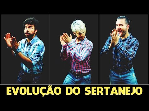 EVOLUÇÃO DO SERTANEJO - TriGO!