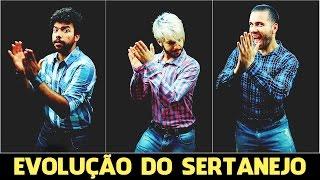 Baixar EVOLUÇÃO DO SERTANEJO - TriGO!