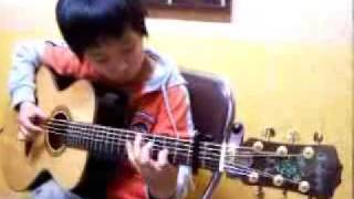 Canon in D Sungha Jung  / THE LUCKY LAKI- Aku Bukan Superman@ /  kajangmotor.com