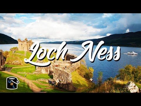 Loch Ness Monster & Urquhart Castle - Bucket List Travel Ideas