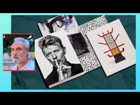 Viewing DAVID BOWIE'S ART COLLECTION for auction at SOTHEBY'S (LONDON)