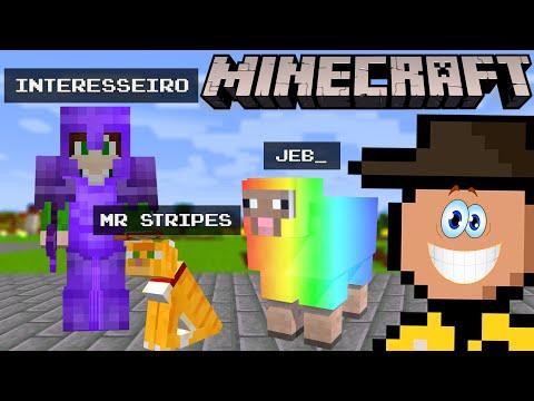 O INTERESSEIRO DA NAME TAG (Minecraft Zero Mortes • E35)