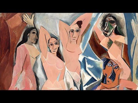 Les Demoiselles d'Avignon – Picasso «invente» le cubisme