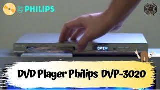 DVD Player Philips DVP-3020(, 2015-07-04T21:23:23.000Z)