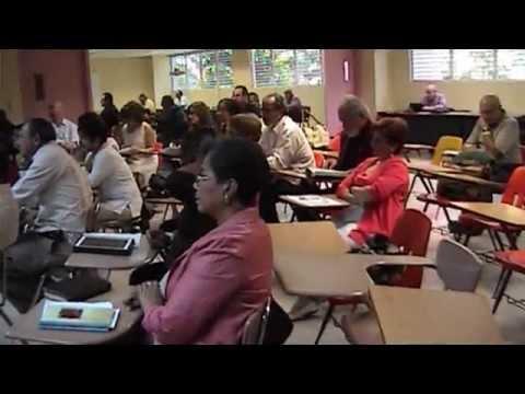 Círculo de Diálogo Mesa de Dialogo MLK, Jr.  Descolonización de PR 2012