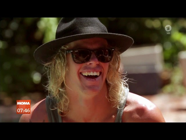 Jeremy Loops - Down South (ARD-Morgenmagazin - 2019-01-21)