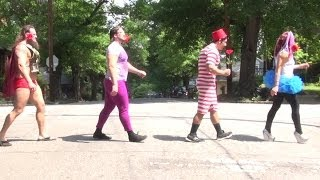 Adam Rose's Rosebuds and the never ending party - Video Blog: May 22, 2014