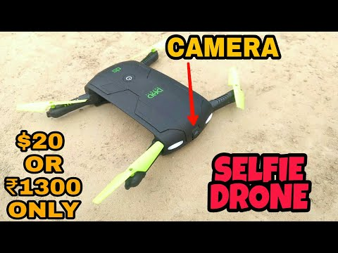 Cheapest Selfie Drone- DHD D-5 Unboxing and Review
