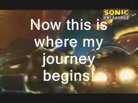 Sonic Unleashed - Endless Possibilities + Lyrics!