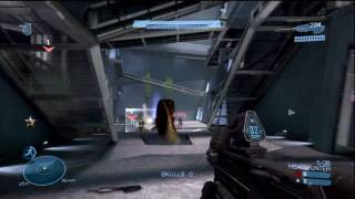 Halo Reach: theRadBrad's Head Hunter (Killamanjaro Gameplay/Commentary)