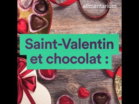 Saint-Valentin et chocolat : des noces tardives