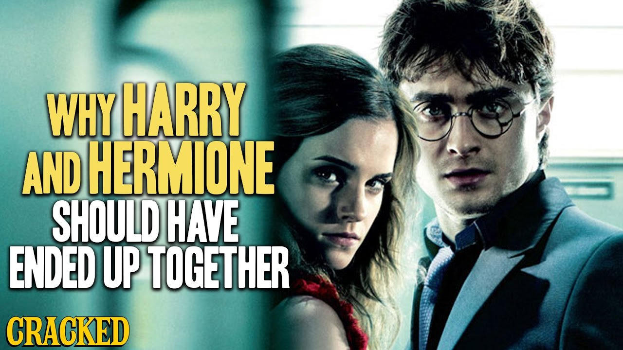Are harry potter and hermione dating in real life