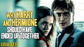 Скачать Why Harry Potter And Hermione Should Have Ended Up Together