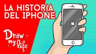 La HISTORIA del IPHONE - Draw My Life