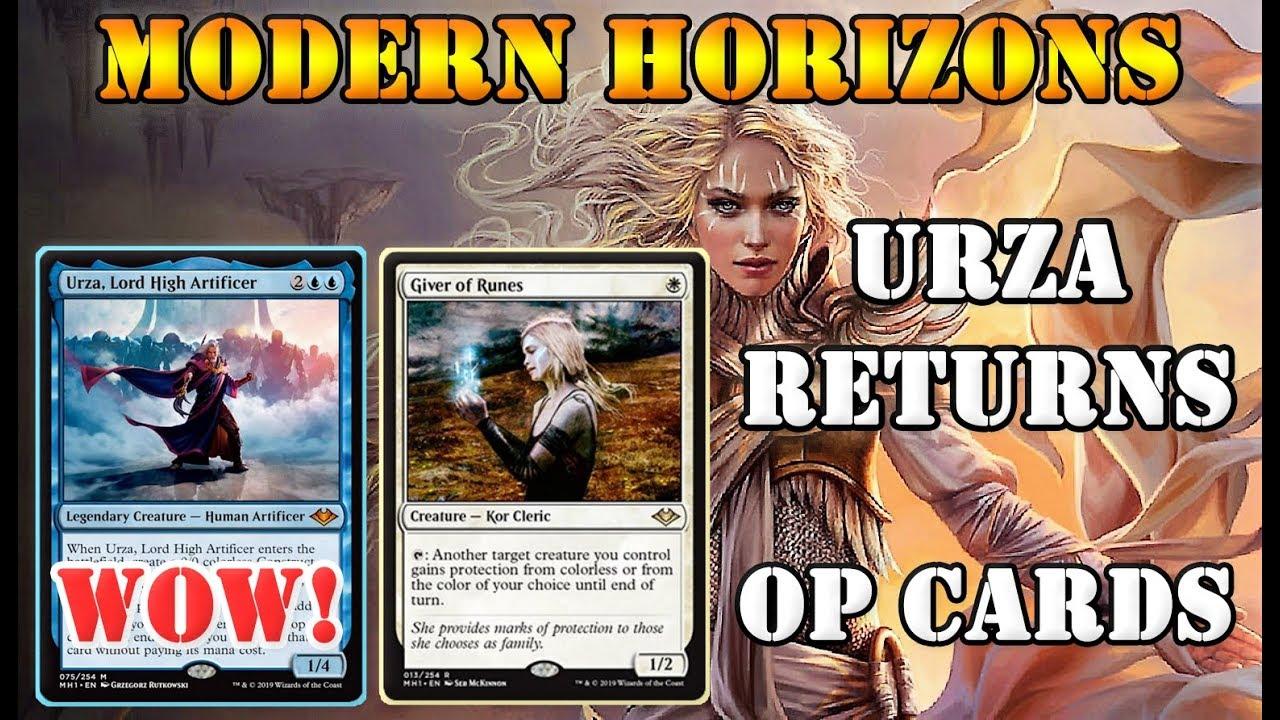 Giver of Runes MTG Modern Horizons 013//254 Rare