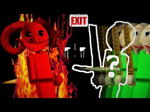 This Is Not The Baldi I Know.. HE'S WAY TO SPOOPY!! | Baldi's Basics MOD: Baldi.exe