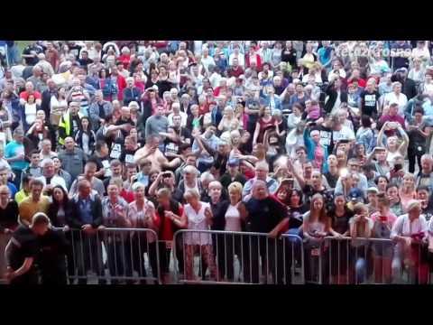 Koncert Pawła Kukiza w Iwoniczu-Zdroju (21.05.2017)
