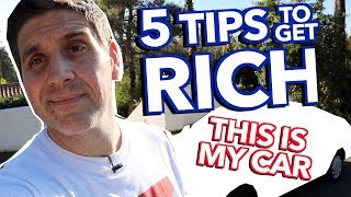 5 Tips to Get Rich with Jacob Clifford