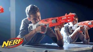 NERF - 'AccuStrike Series: AccuStrike NERF Dart, AlphaHawk, & FalconFire Blaster' Official TV Spot