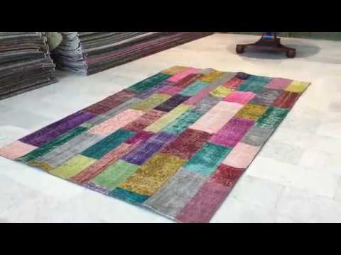 Patchwork Tappeto 9322 Youtube