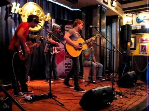 Hunter Hayes Rainy Season Live at Hard Rock Cafe