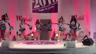 DONT WAKE ME UP ⎮ Cheerleading Dance (Intermediate)