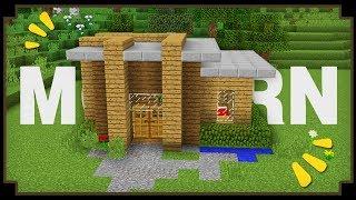 Rumah Kayu Minecraft