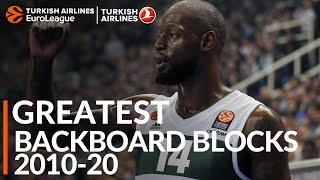 2010-20 Greatest Plays: Backboard Blocks