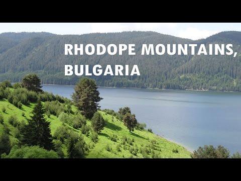 Rhodope (Rodopi) Mountains, Bulgaria