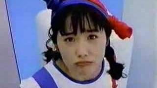富田靖子はピエロ風がはまり役?