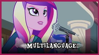 multilanguage mlpeg fg unleash the magic luna cadance and spike 18 languages