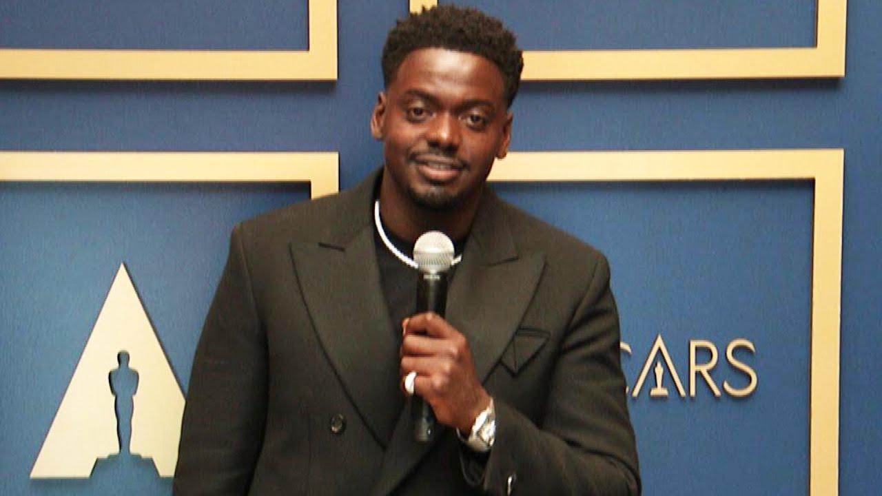 Daniel Kaluuya Addresses Acceptance Speech Sex Joke During Backstage Interview | Oscars 2021