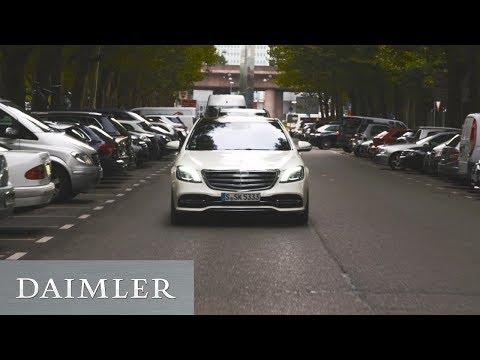 Daimler CARTalk in der neuen Mercedes-Benz S-Klasse | Mitarbeiter fragen – Chefs antworten