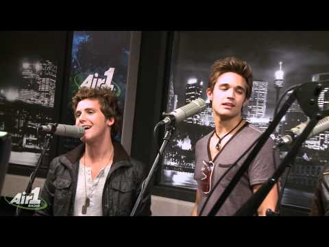 """Air1 - Anthem Lights """"I Wanna Know You Like That"""" LIVE"""