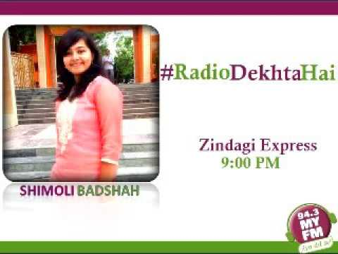 Zindagi Express- Radio Dekhta Hai- Shimoli Badshah