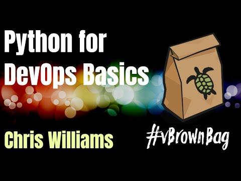 Episode Followup – Python For DevOps basics with Chris